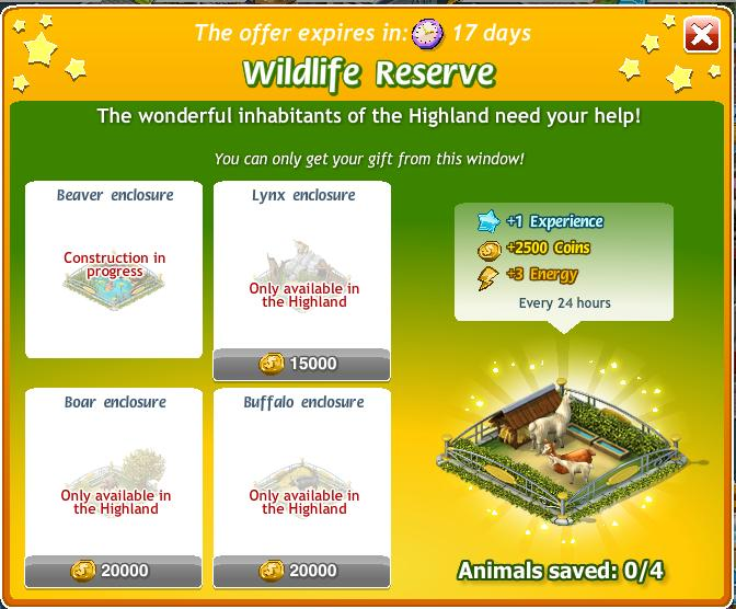 Wildlife Reserve