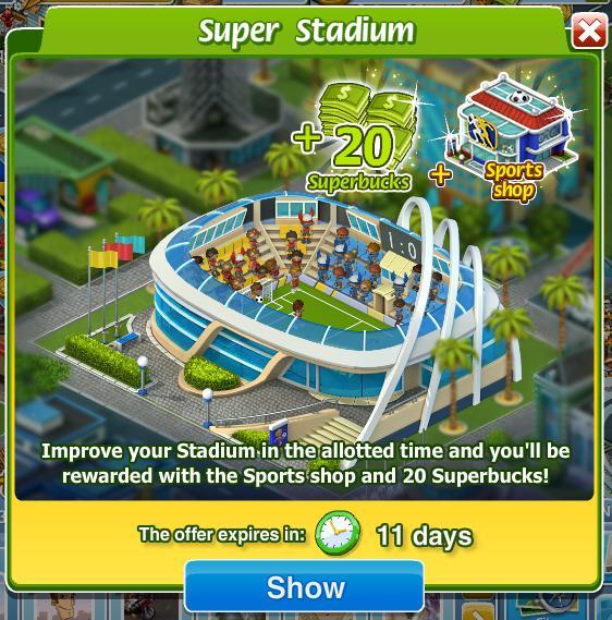 super-stadium