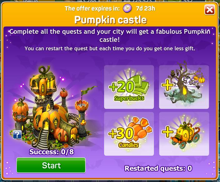 pumpkin-castle