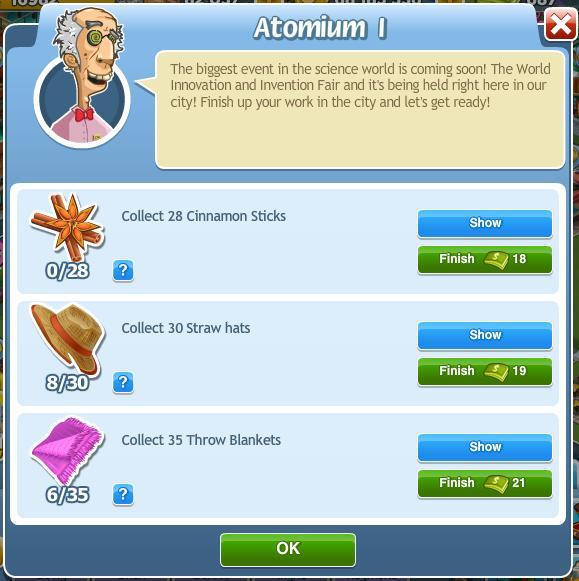Atomium I