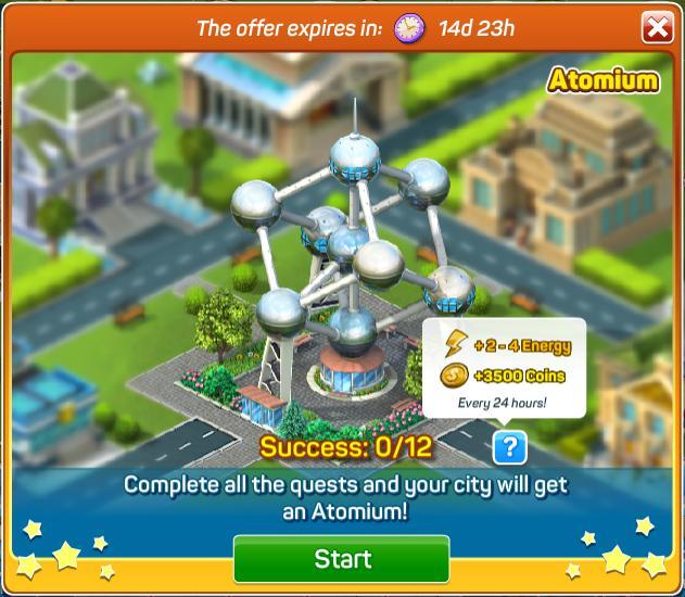 Atomium Quests
