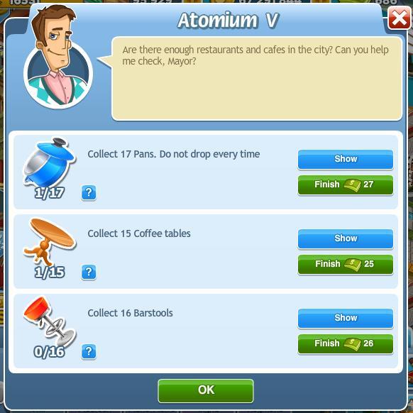 Atomium V