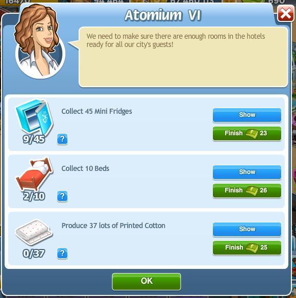 Atomium VI