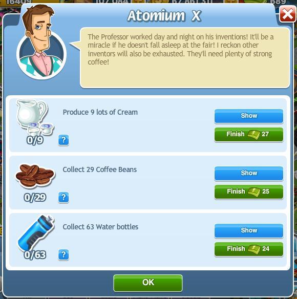 Atomium X