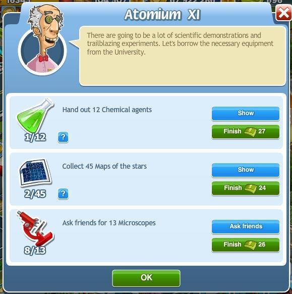 Atomium XI