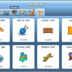 Furniture Factory Inventory