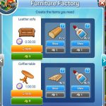 Furniture Factory Menu1