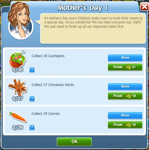 Mothers Day I
