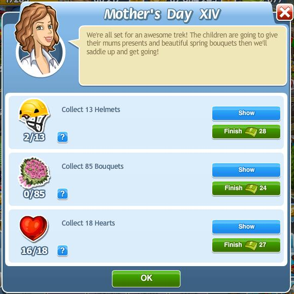 Mothers Day XIV