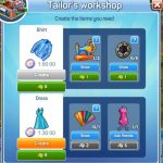Tailors_Workshop_Menu