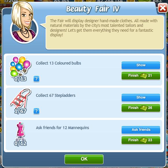 Beauty Fair IV