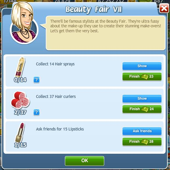 Beauty Fair VII