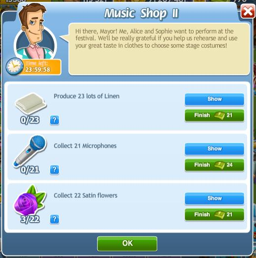 Music Shop II