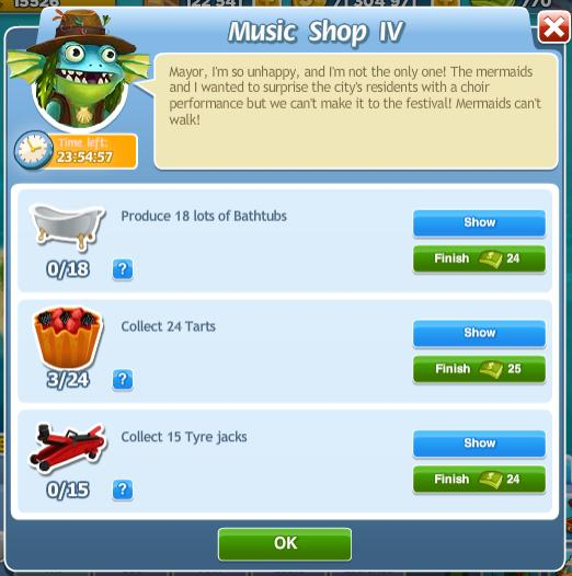 Music Shop IV