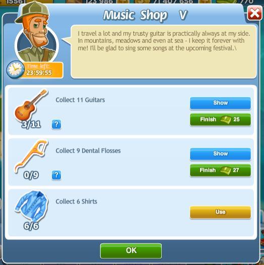 Music Shop V