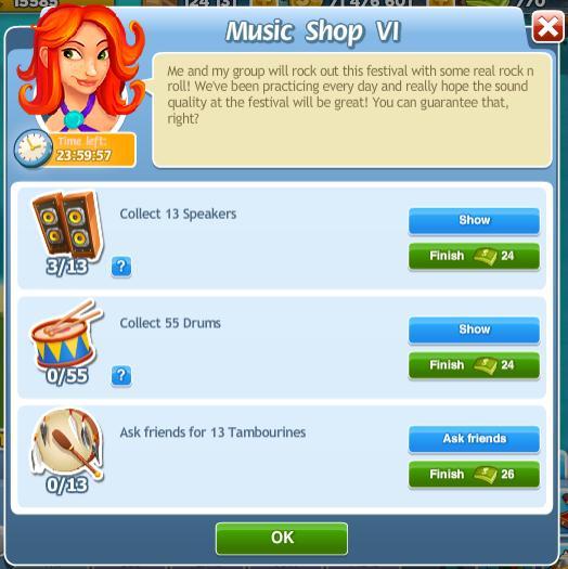 Music Shop VI