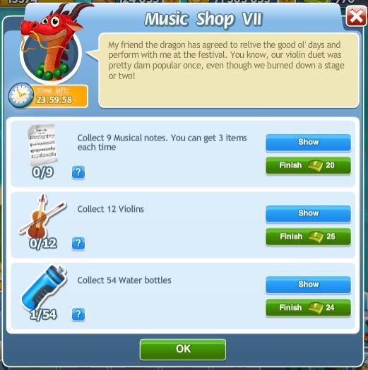 Music Shop VII