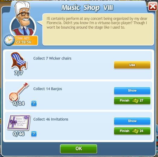 Music Shop VIII