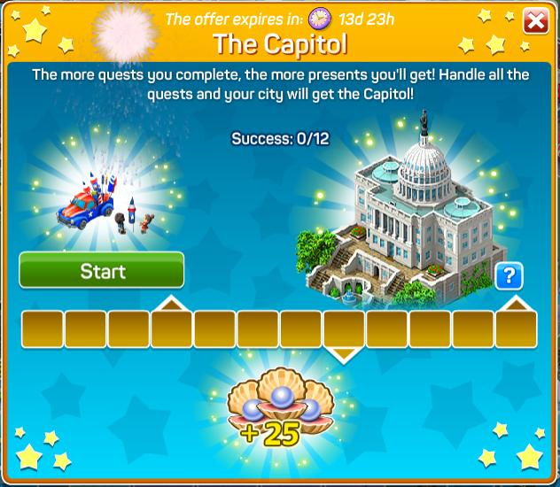 The Capital Quests