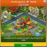 Cat Cafe Quests