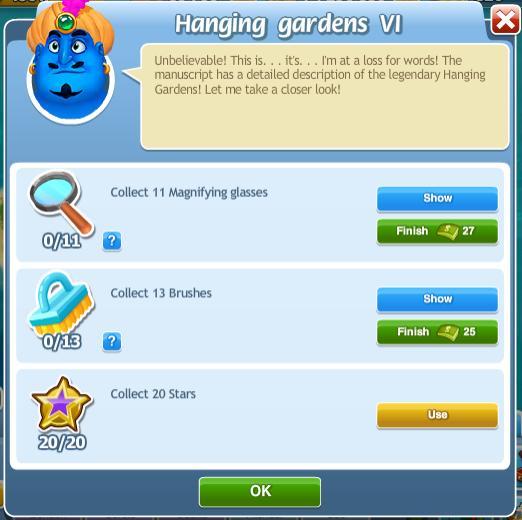 Hanging Gardens VI