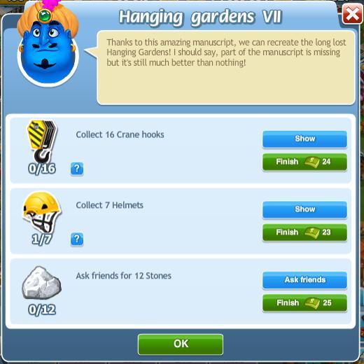 Hanging Gardens VII