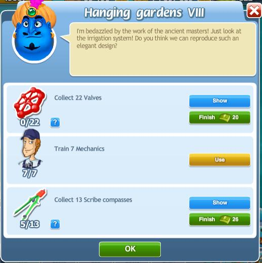 Hanging Gardens VIII