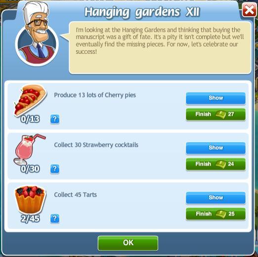 Hanging Gardens XII