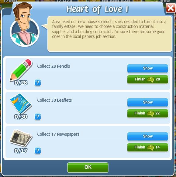 Heart of Love I