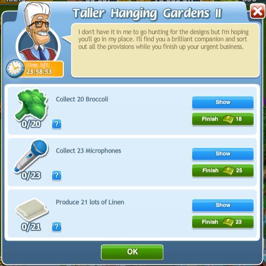 Taller Hanging Gardens II