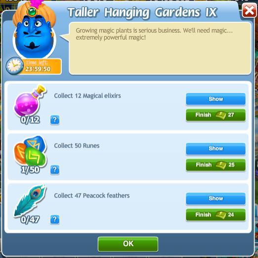 Taller Hanging Gardens IX