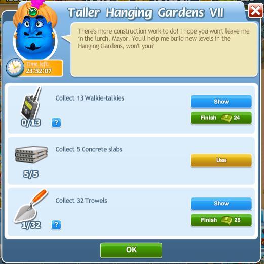 Taller Hanging Gardens VII