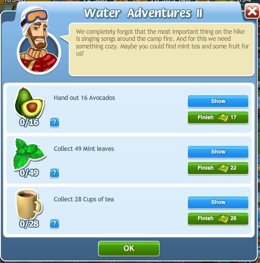 Water Adventures II
