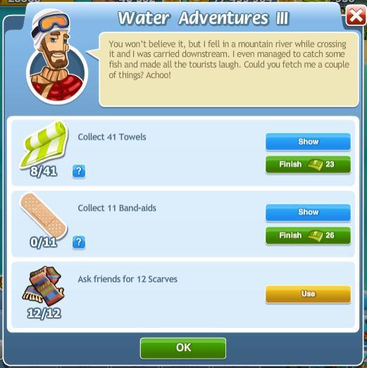 Water Adventures III