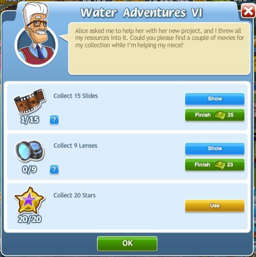 Water Adventures VI