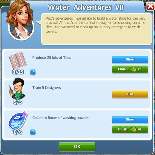 Water Adventures VII
