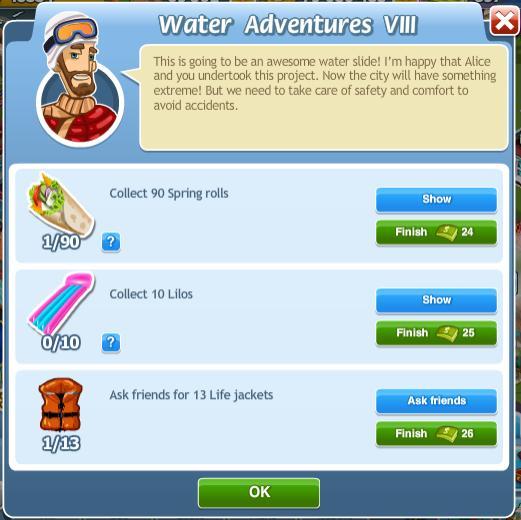 Water Adventures VIII