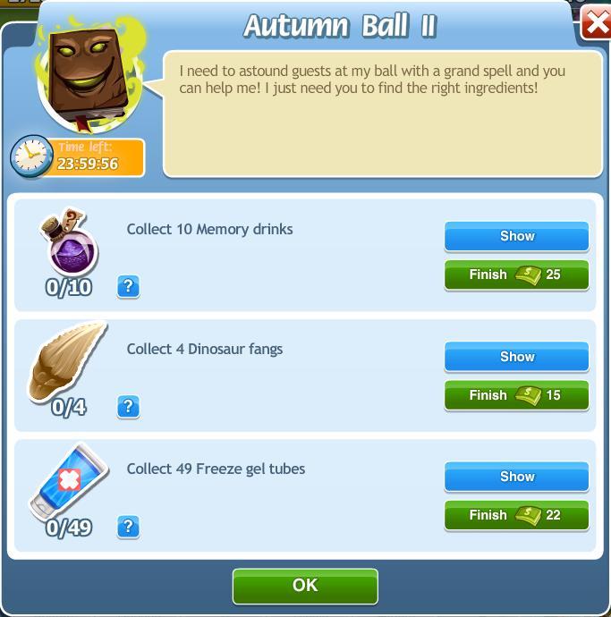 Autumn Ball II