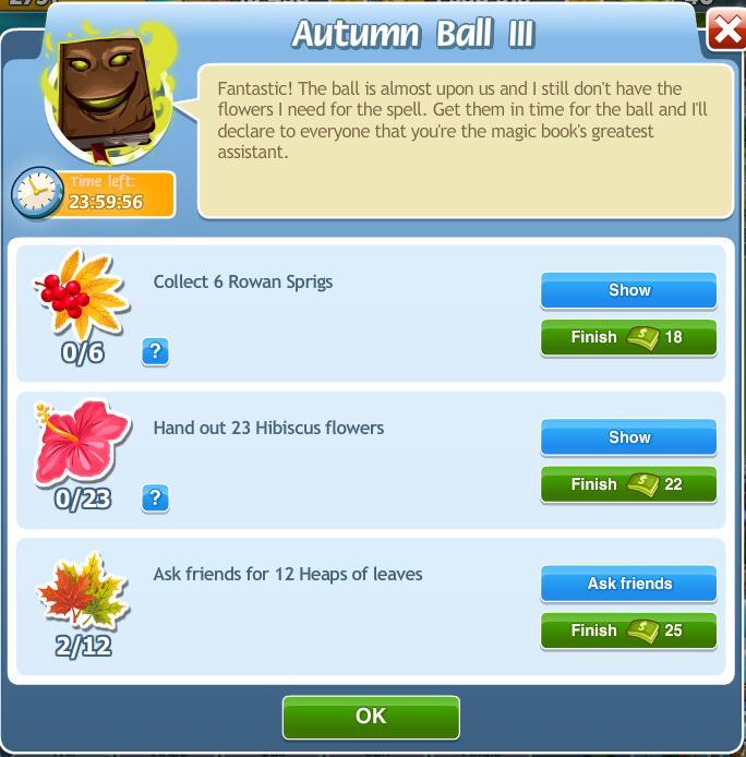 Autumn Ball III