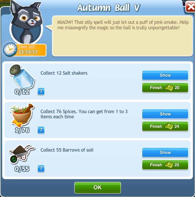 Autumn Ball V