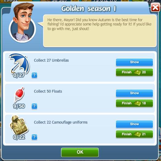 Golden Season I