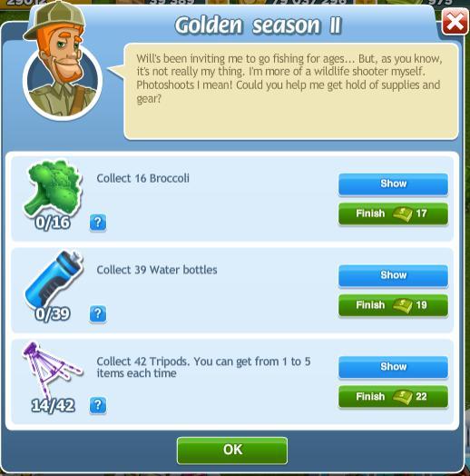 Golden Season II