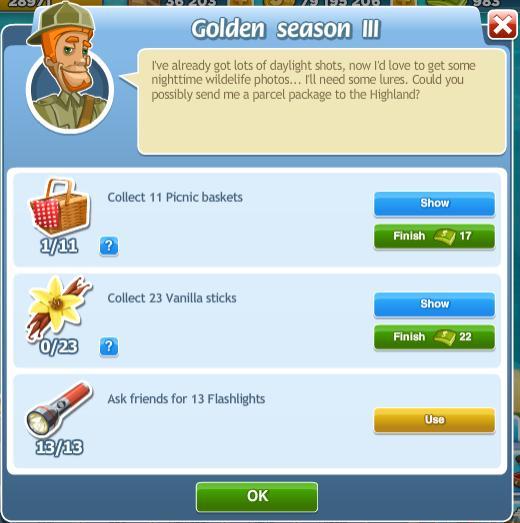 Golden Season III