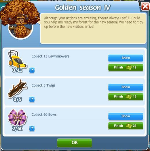 Golden Season IV