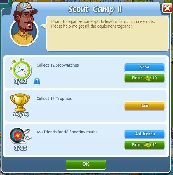 Scout Camp II