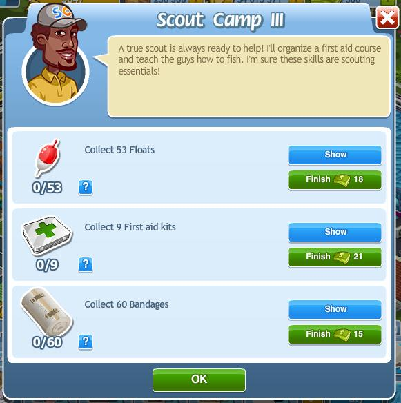 Scout Camp III