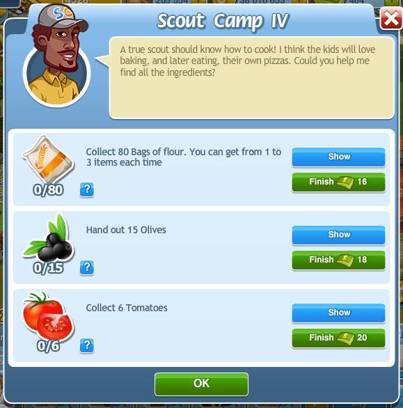 Scout Camp IV