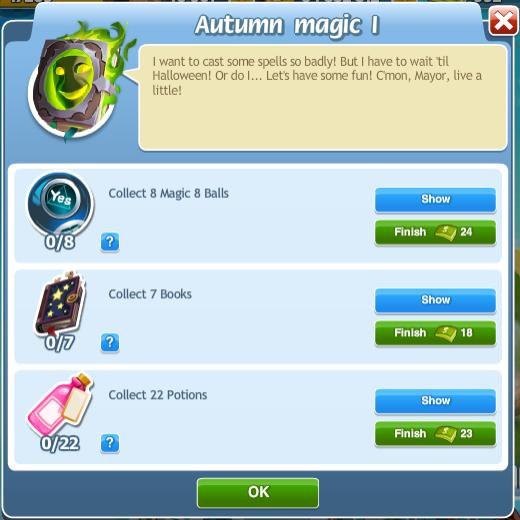 Autumn Magic I