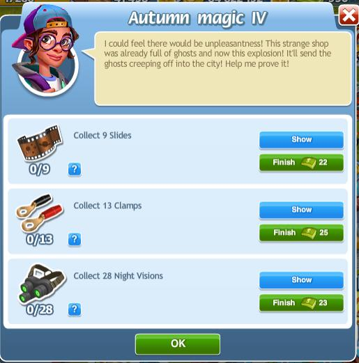 Autumn Magic IV