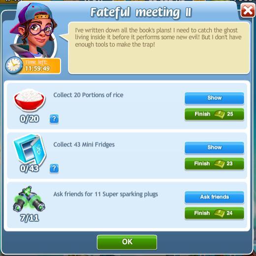 Fateful Meeting II